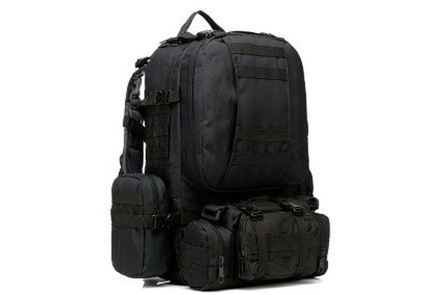 Рюкзак 50L Rucksacks-Cheap Version Black