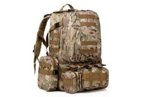 РЮКЗАК 50L Molle Assault Tactical Light Version 55x35x25cm AS-BS0051BSE