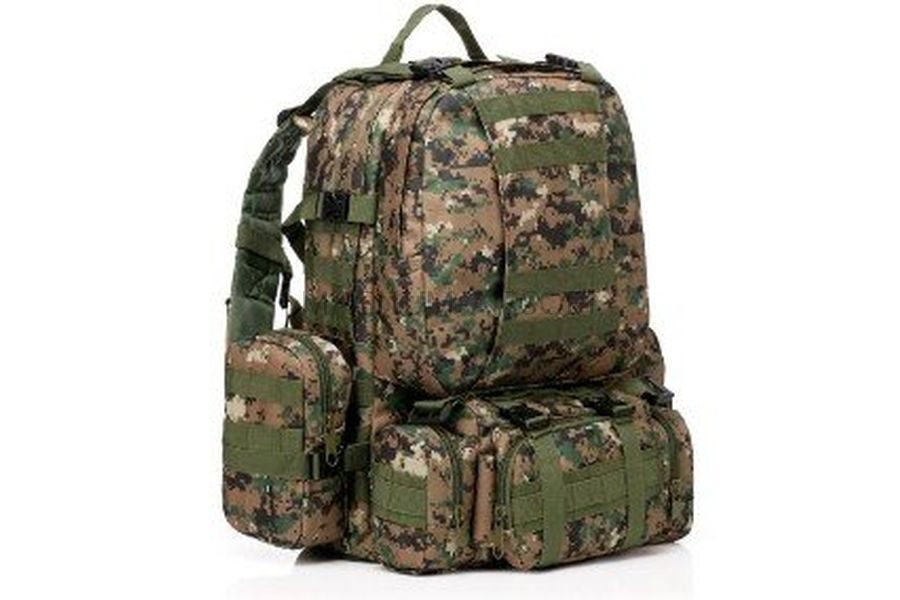 РЮКЗАК 50L Molle Assault Tactical Light Version 55x35x25cm AS-BS0051DW