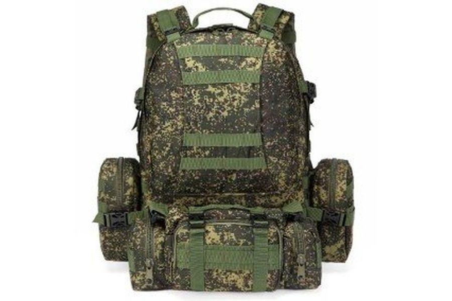 РЮКЗАК 50L Molle Assault Tactical Light Version 55x35x25cm AS-BS0051EMR