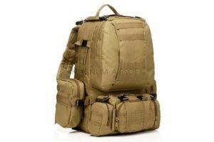 Рюкзак 50L Molle Assault Tactical Light Version 55x35x25cm AS-BS0051T