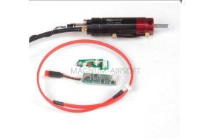 Redline N7 Electro-Pneumatic HPA conversion kit (Ver-3, AK)