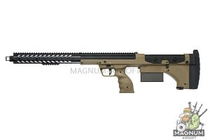 Silverback SRS A1 (22 inches) Pull Bolt Standard Ver. Licensed by Desert Tech - FDE