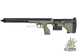 Silverback SRS A1 (22 inches) Pull Bolt Standard Ver. Licensed by Desert Tech - OD (Left Hand)