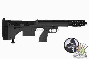 Silverback SRS A1 Covert (16 inches) Pull Bolt Short Ver. Licensed by Desert Tech - BK (Left Hand)