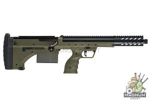 Silverback SRS A1 Covert (16 inches) Pull Bolt Short Ver. Licensed by Desert Tech - OD