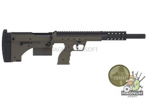 Silverback SRS A1 Sport (20 inches)  Pull Bolt Licensed by Desert Tech - OD