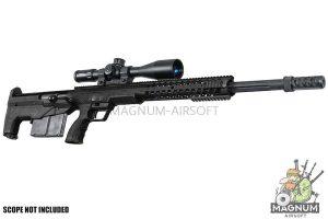 Silverback HTI .50 BMG Rifle (Pull Bolt) Black / Black