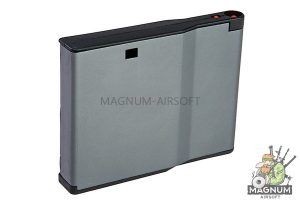 Silverback SRS 30 rds Aluminum Magazine - Grey