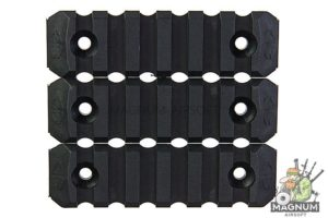 Silverback SRS/HTI Additional Short Rails (M.2018) (3 pieces) (for SBA-HDG-01 / SBA-HDG-02)