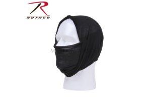 ШАРФ-БАНДАНА MULTI-USE TACTICAL BLACK код ROTHCO 5301