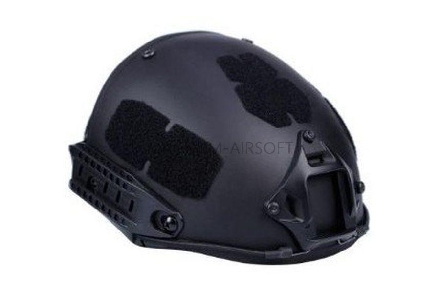 ШЛЕМ ПЛАСТИКОВЫЙ ABS Tactical AF Style c рельсами FMA AS-HM0127OD