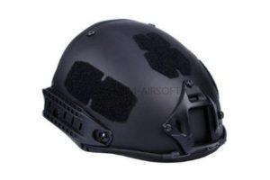ШЛЕМ ПЛАСТИКОВЫЙ ABS Tactical AF Style c рельсами FMA AS-HM0127T