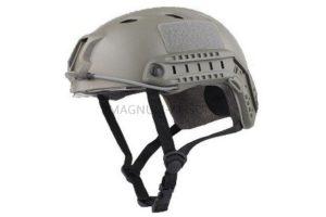 ШЛЕМ ПЛАСТИКОВЫЙ EMERSON FAST Helmet BJ TYPE Light version c рельсами FMA AS-HM0119AF