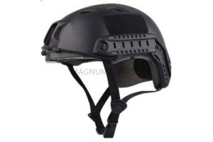 ШЛЕМ ПЛАСТИКОВЫЙ EMERSON FAST Helmet BJ TYPE Light version c рельсами FMA AS-HM0119B
