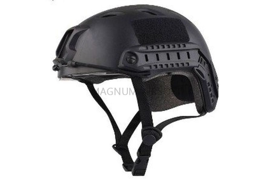 ШЛЕМ ПЛАСТИКОВЫЙ EMERSON FAST Helmet BJ TYPE Light version c рельсами FMA AS-HM0119B