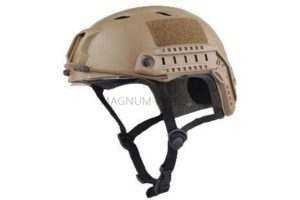ШЛЕМ ПЛАСТИКОВЫЙ EMERSON FAST Helmet BJ TYPE Light version c рельсами FMA AS-HM0119DE