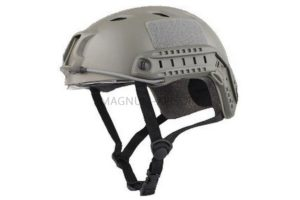 ШЛЕМ ПЛАСТИКОВЫЙ EMERSON FAST Helmet BJ TYPE Light version c рельсами FMA AS-HM0119FG