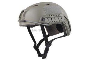 ШЛЕМ ПЛАСТИКОВЫЙ EMERSON FAST Helmet BJ TYPE Light version c рельсами FMA AS-HM0119OD