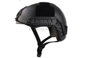 ШЛЕМ ПЛАСТИКОВЫЙ EMERSON FAST Helmet MH TYPE Light version c рельсами FMA AS-HM0120B