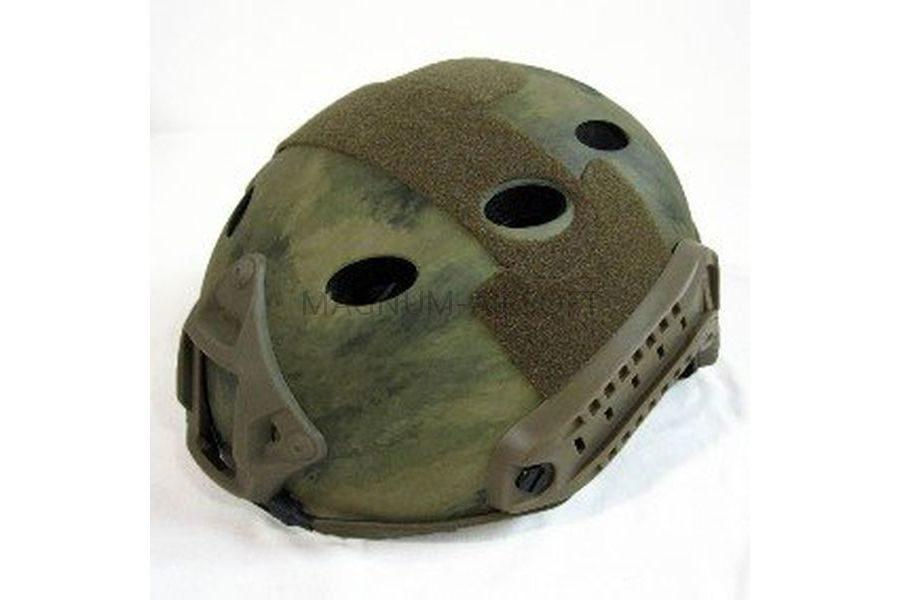 ШЛЕМ ПЛАСТИКОВЫЙ EMERSON FAST Helmet PJ TYPE Light version c рельсами FMA AS-HM0118AF
