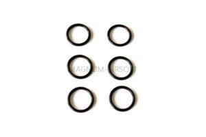 Комплект колец SHS уплотнительных для головы поршня 6шт