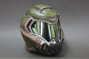 """Шлем """"DOOM"""" для  страйкбола"""