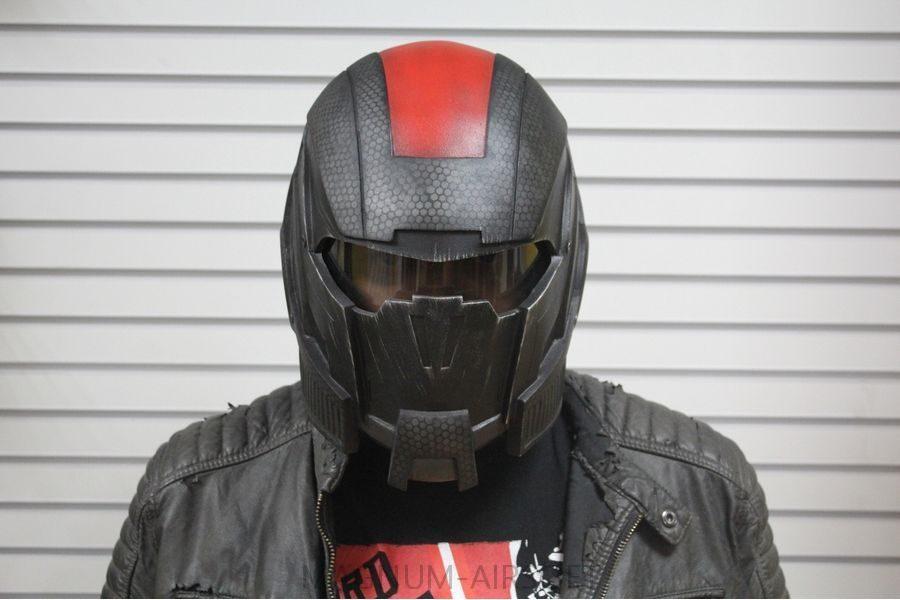 "Шлем ""N7"" (MassEffect) для страйкбола"
