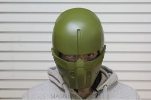"Шлем ""Синт"" (Fallout4) для страйкбола"
