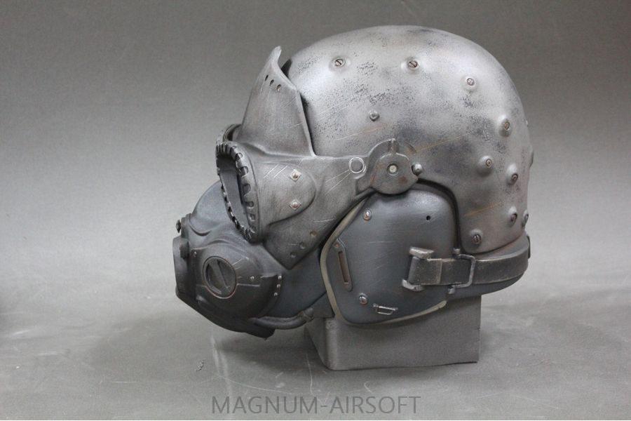 """Шлем """"СпартаИсход"""" для страйкбола"""