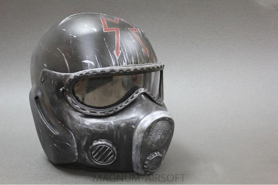 """Шлем """"Спартанец"""" (Метро 2033) для страйкбола"""