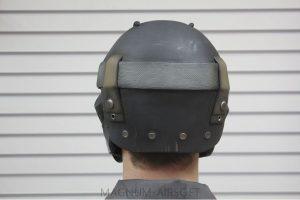 """Шлем+маска """"Сталкер Экзоскелет"""" для страйкбола"""
