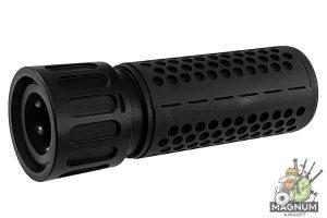 ARES SR-16 Short Silencer - Black