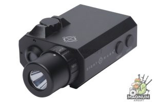 Sightmark LoPro Mini Combo Light Green Laser