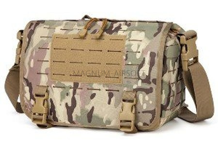 СУМКА Laser Cut Molle Daily Messager AS-BS0092CP