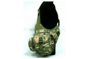СУМКА НАПЛЕЧНАЯ SWAT Utility Military Tactical (600D) MILTI CAMO код AS-BS0019CP