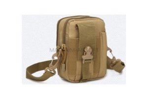 СУМКА НАПЛЕЧНАЯ Tactical Molle Small 17x12x9cm AS-BS0067OD