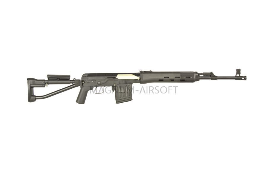 Снайперская винтовка Cyma SVD-S AEG (CM057S)