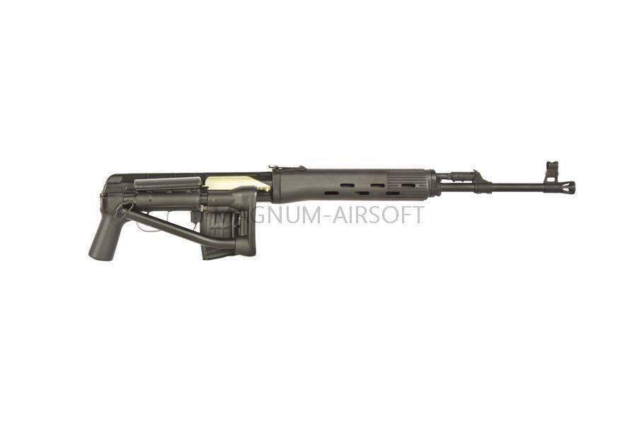 Снайперская винтовка Cyma SVD-S AEG, металл, пластик CM057S