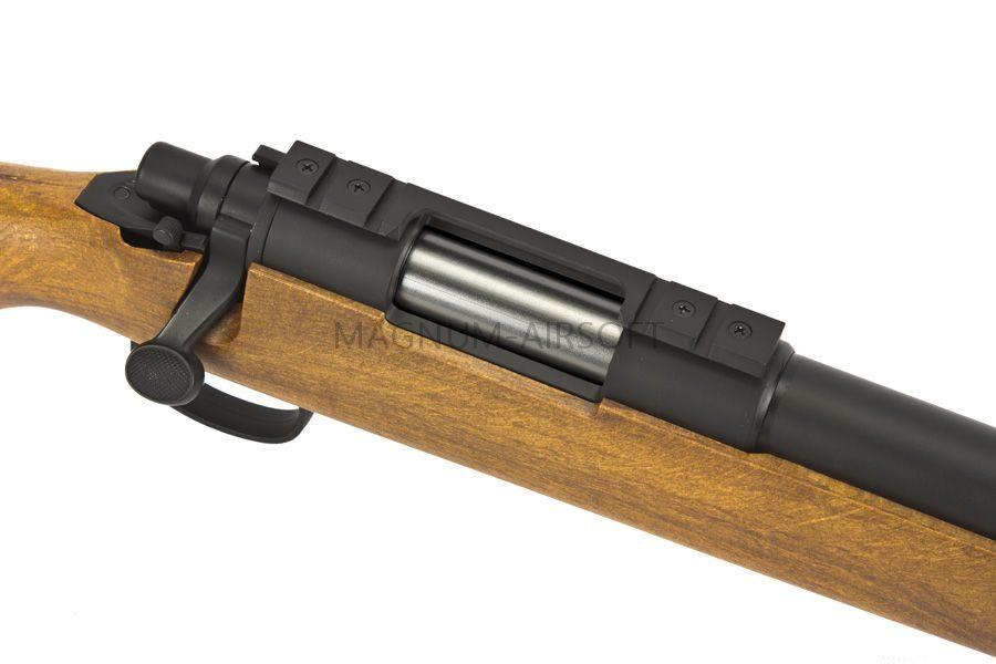 Снайперская винтовка Cyma VSR-10 spring с планкой (CM701C)