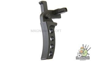 ARES Metal Trigger (Type B) for ARES Ambi Selector Gearbox (SR-25 / M45 Series)