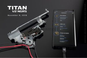 TITAN Module for TM m4 Next Gen Recoil Shock with BASIC firmware edition