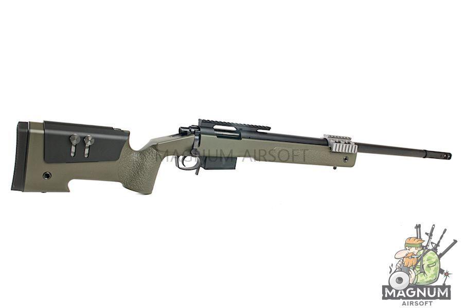Tokyo Marui M40A5 Bolt Action Sniper Rifle - OD