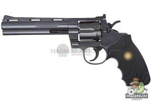 Tokyo Marui Python 357 6 inch Spring Gun (Black)