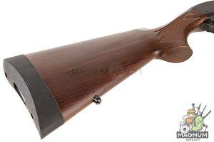 Tokyo Marui M870 Wood Stock Type