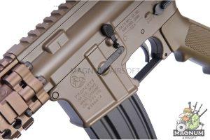 Tokyo Marui Daniel Defense RECCE Rifle (Recoil Shock Next Generation) (Tan Color)