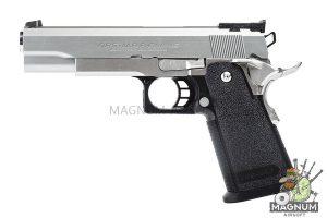Tokyo Marui Hi-Capa 5.1 Stainless Model (Silver)