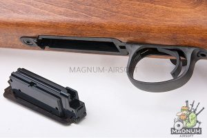 Tanaka M40A1 U.S.M.C. Air Wood Stock Version