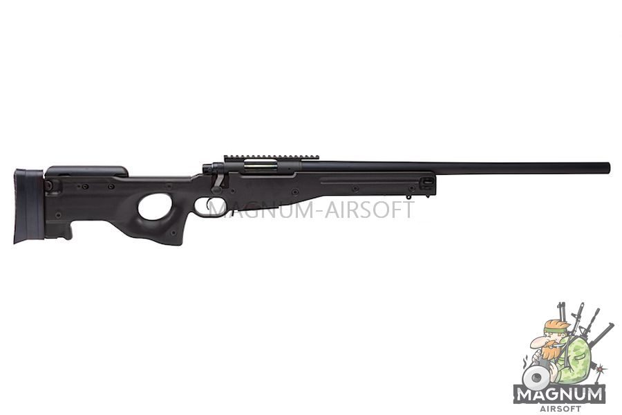 Tanaka M700 A.I.C.S. Air Cocking Rifle (Black / 24 inch)