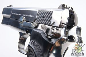 Tanaka Browning Hi-Power MK III Stainless